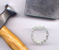 Making Wire Wrapped Rings