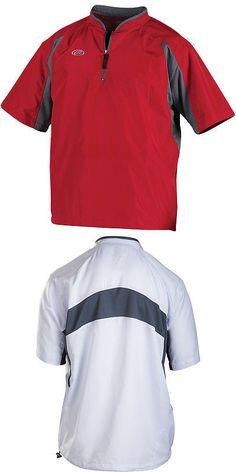 Baseball Shirts and Jerseys 181336: Rawlings Mens S-4Xl, 5Xl Long ...