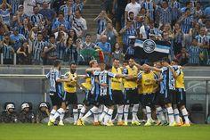 ONZE!FUTEBOL : Até que enfim, a 'gangorra' está ao lado do Grêmio...