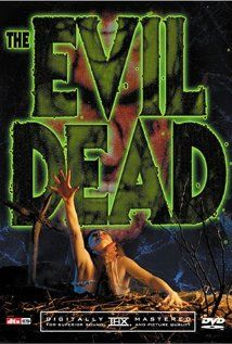 Five friends travel to a cabin in the woods, where they unknowingly release flesh-possessing demons.