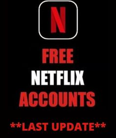 See how you can get Free Netflix Account for 2020 by following the 100% working methods. Here's everything you need to know about the Netflix account for free #freenetflixpremium #freenetflix Netflix Premium, Free Netflix Account, Accounting