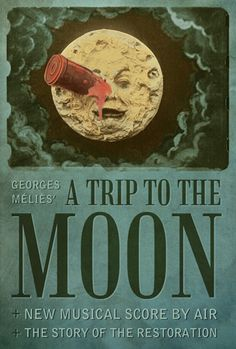 MBCinema.com - 7:00pm Newly Restored after over 100 years! A TRIP TO THE MOON by GEORGE MÉLIÈS with new musical score by AIR