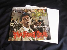 The Shadows & Cliff Richard the Young Ones EP, great cover pic
