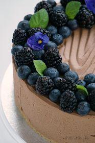 Blackberry, Acai Bowl, Espresso, Fruit, Breakfast, Cottage, Food, Mascarpone, Mudpie