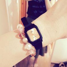 チープカシオ買っちゃいました。 #チープカシオ #CASIO #腕時計 #時計 #おしゃれ #小物 #プチプラ