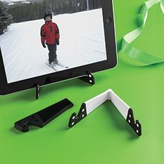 iView Stand $9.99  The hottest gift of the season is even better when paired with this stand. The iView Stand gently cradles your iPad® in the landscape or portrait position
