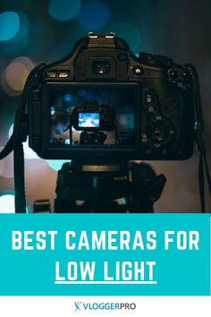 In this list we've reviewed the top cameras for low light. These mirrorless and DSLR cameras are also excellent for recording video in low-light conditions. Click to find out more. Low Light Camera, Camera Reviews, Best Camera, Low Lights, How To Find Out, Dslr Cameras, Audi, Top, Digital Slr Cameras