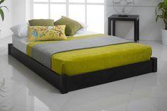 Studio Low Wooden Bed Frame