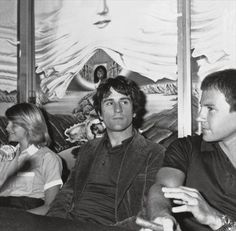 Jodie Foster, Robert DeNiro, and Harvey Keitel (Cannes, 1976)