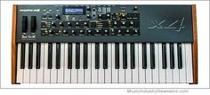 Mopho x4 Analog Synth Keyboard announced by Dave Smith