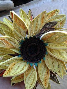 Sunflower by Branka Miletić!
