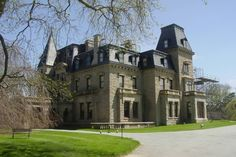 Chateau-Sur-Mer   chateau sur mer - Newport, RI