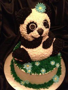 panda bear cake ideas - Google Search
