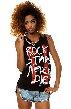 Civil- Rock Stars Muscle Tee