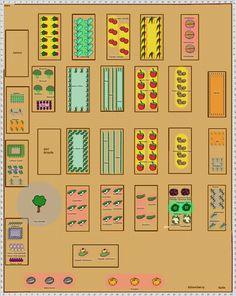 Garden Plan - 2015: Sherman Garden Community Garden Sherman Recreation Center