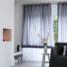 A House of Happiness Contemporary Curtains, Best Sheets, Living Room Lounge, Inside Home, Home Decor Fabric, Beautiful Bedrooms, Drapes Curtains, Home And Living, Interior Inspiration