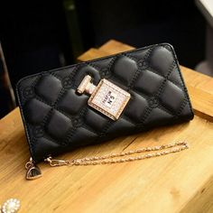 wallet black 100%good quality new Bags Wallets