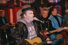 Merle Haggard joins 'Marty Stuart Show' for TV performance