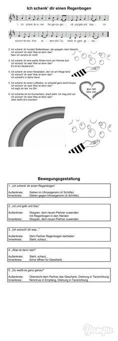 Ich schenk' dir einen Regenbogen - Nimm Drei - Magazine with 3 pages: Ich schenk' dir einen Regenbogen - Nimm Drei