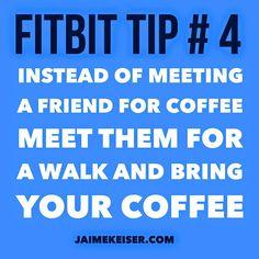 Fitbit Tip #4