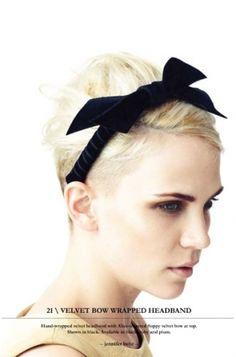 Jennifer Behr 2010 Holiday Hair Accessories