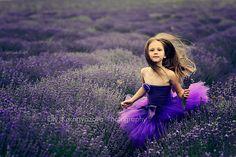 lavender girl