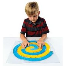 Discount School Supply - Gel Spiral Pad... I want one!!!