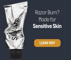 Razor Burns, Cruelty Free, Sensitive Skin, Moisturizer, Inspire, Skin Care, How To Get, Ads, Website