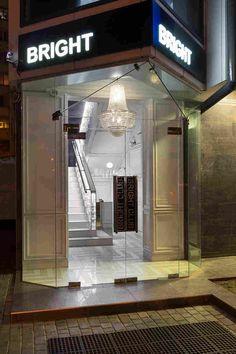 Bright Club & Karaoke Rooms в Одессе Fancy Shop, Bar Lounge, Classic Interior, Karaoke, Restaurant Bar, Night Club, Kitchen Appliances, Exterior, Bright