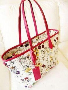 2013 Fashion Flower Print Zipper One Shoulder Bag  @ http://truelightcollection.com/ ☺ ☺