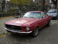 Ford Mustang Fastback 1967 /2005