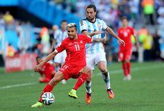 Argentina v Switzerland - Pictures - Zimbio