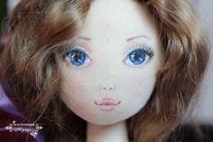 Мои любимые игрушки. Авторские текстильные куклы Анны Балябиной: Текстильные куклы