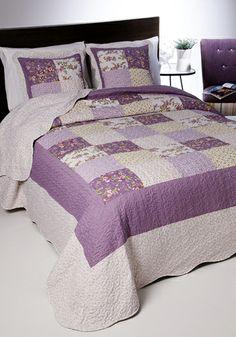 7746 Alexia 100% cottonfeeling microfiber quilt 180x270+1(50x50), 200x270+1(50x50), 235x270+2(50x50), 250x270+2(50x50)