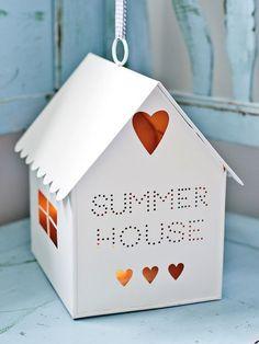 Summer House Lantern.........sooooo cute!!