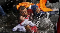PULITZER A LA IMAGEN. La Agencia Reuters y el diario The New York Times compartieron el Premio Pulitzer 2016 en la categoría Breaking News en Fotografía por las las imágenes que reflejan la crisis migratoria en Europa y Oriente Medio. Las mismas ha sido tomadas en Grecia, Hungría, Turquía, Eslovenia, Serbia y otros países y reflejan la profunda y grave crisis migratoria que conmociona al mundo entero. (REUTERS)