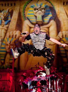 Bruce Dickinson ~ Iron Maiden