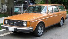 Volvo 245 DL Wagon -