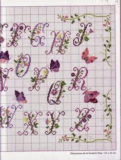 Verbascum alpinum turra verbascum lanatum auct for Schemi punto croce fiori e farfalle