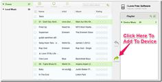 KiwiG PhonTunes: Manage,Transfer Music Files Across Android, iOS, PC