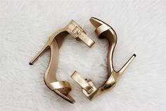 Shoe Spotlight | My Delicious Canter Ankle Strap Heels | Kyss My Style