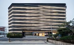 Platform-L Contemporary Art Center, Jeonghoon Lee of JOHO Architecture, 2016