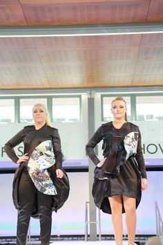 Extended Diploma in Fashion and Clothing Year 2 Negotiated Project #FashionShow