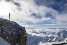 Zugspitze – Germany's highest peak
