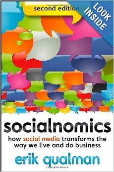 Socialnomics by Erik Qualman is about how social media is transforming the way we live and do business. The book's premise is that the whole 'social media' phenomenon is indeed a 'macro shift' and that brands can be either strengthened or destroyed by how they use social media.