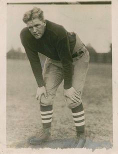 Ernest Nevers, professional football and baseball player