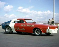 This AMC Javelin funny car is one wild ride! www.zimmermotors.com