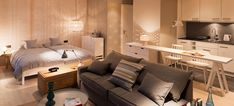Penthouse im Überblick Interior And Exterior, Bed, Places, Bucket, Dreams, Furniture, Home Decor, Modern Luxury, Homes