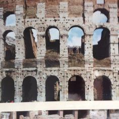 Roman Coliseum 12 yrs ago today