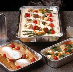 Freezer Safe Industry-standard sizing enables use with just about any steam-table system.  Durable  For use with appropriately sized Aluminum Steam-Pan Lids.  Food Container Type: Serving Pan; Material(s): Aluminum 100 Per Case